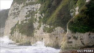 Beer cliffs (OU PSSRI)