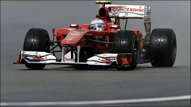BBC Sport - F1 - Fernando Alonso quickest in Belgian Grand Prix practice