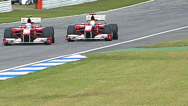 BBC Sport - F1 - What now for team orders in F1?