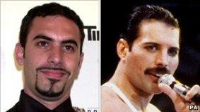 Sacha Baron Cohen will play Freddie Mercury