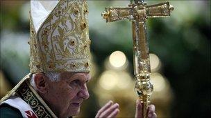 Pope Benedict XVI (24 October 2010)