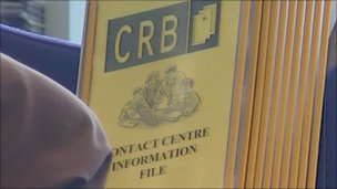 CRB information file