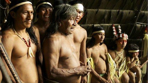 Equateur : appel des Huaorani contre la destruction de la forêt