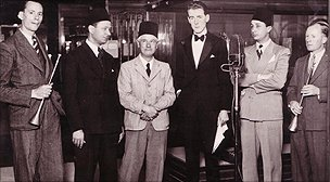 The BBC recording of the trumpets took place in 1939 in the Cairo Museum