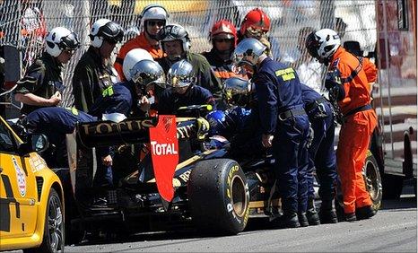 BBC Sport - F1 - Monday's F1 gossip column