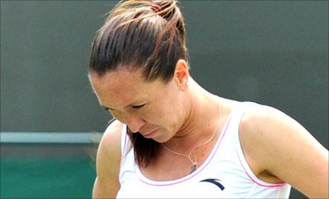 Jelena Jankovic at Wimbledon