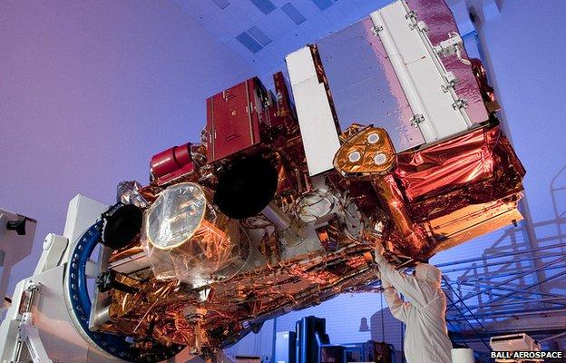 NPP (Ball Aerospace)