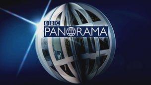 BBC Panorama logo
