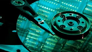 Computer hard drive