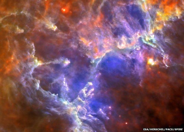 Eagle Nebula (Esa)