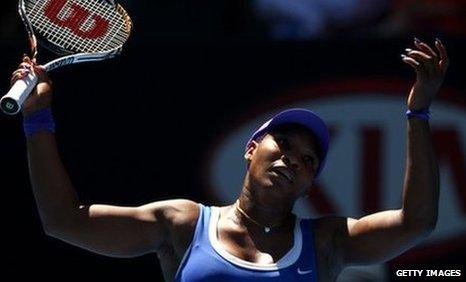 Serena_Williams at the Australian_Open