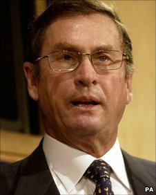 Lord Ashcroft in 2003
