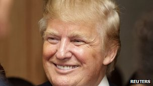 Donald Trump 6 July 2011