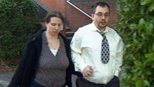 Nicola and James Hood