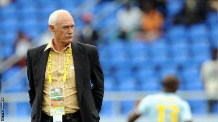 Tanzania coach