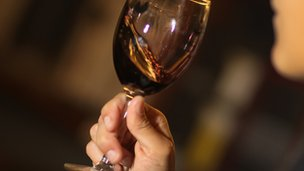 Asia is quickly becoming one of the biggest wine consuming areas in the world