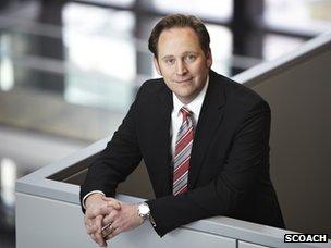 Christian Reuss, head of Scoach