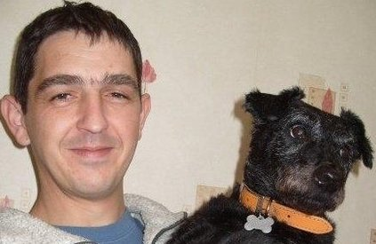 Izzy, winner of 'Hero Pet Dog'