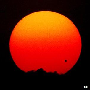 Transit of Venus, 8 June 2004
