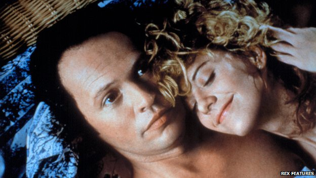 Billy Crystal and Meg Ryan