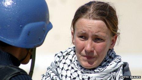 Profile: Rachel Corrie - BBC News