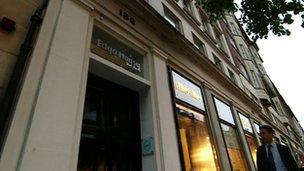 Medinvest office