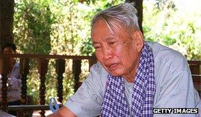 Pol Pot, January 1998