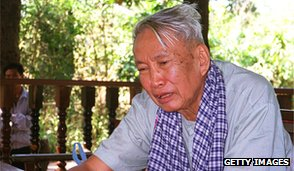 Pol Pot, January 1998
