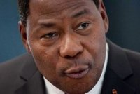 Benin's President Thomas Boni Yayi (file image)