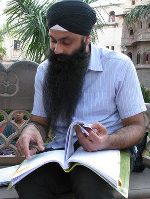 Lawyer Satnam  Singh Bains