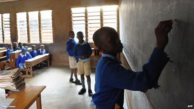 Classroom, Nairobi