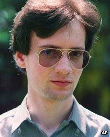 Matthias Rust in 1987
