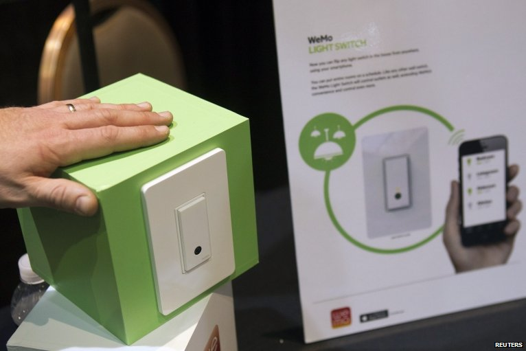Belkin Launches Smartphonecontrolled Light Switch