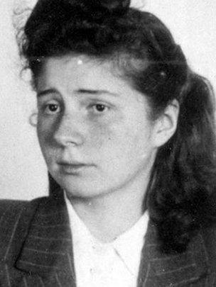 Liane Berkowitz (c) German Resistance Memorial Centre