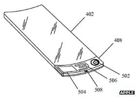 Apple patent drawing