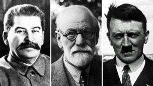 Stalin, Freud e Hitler