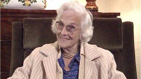 Mrs Aldie Mackay