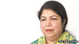 Shirin Sharmin Chowdhury
