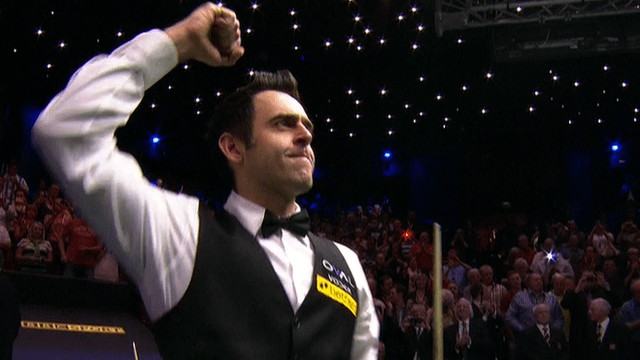 Ronnie Champion! (bbc)