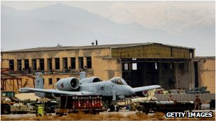 Bagram air base (file picture from 2002)