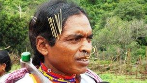 Dongria Kondh tribal