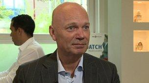 Dutch estate agent Dennis Stellio