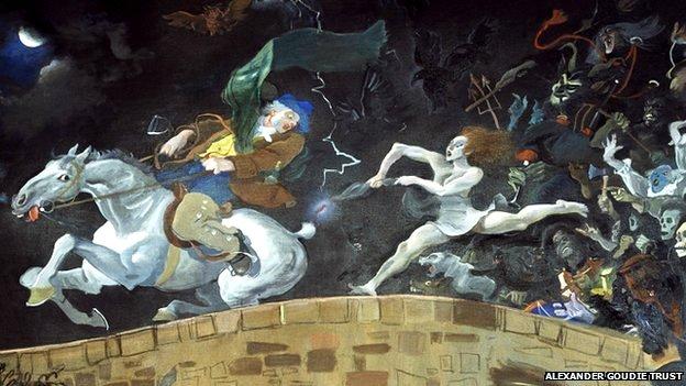 Image result for Alexander Goudie