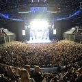 In pictures glasgow hydro arena opens bbc news