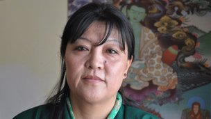 Chhimmy Pem, head of marketing, Tourism Council of Bhutan.