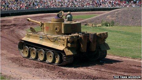 FURY: The Problem With Brad Pitt's Tank | Garrett On The Road