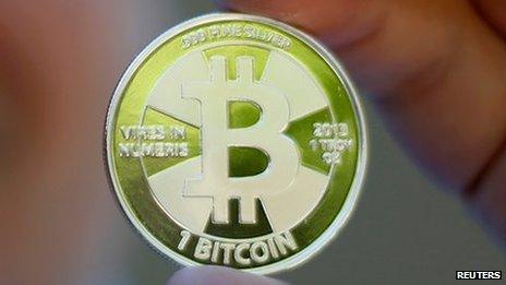 A Bitcoin