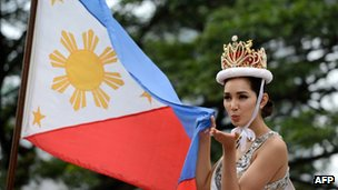Miss International 2013 Bea Rose Santiago from the Philippines