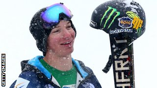 American freestyle skier David Wise