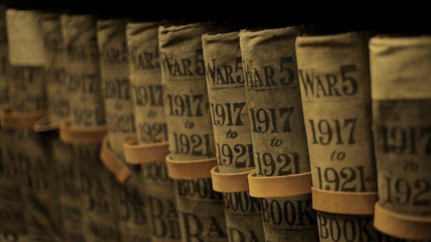 World War One books